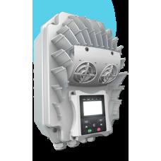 EURA EM30 0.4kW 2.5A 1ph Motor Mounted Inverter
